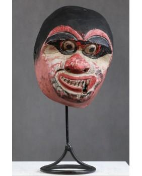 Maska. Teatr Kyogen....