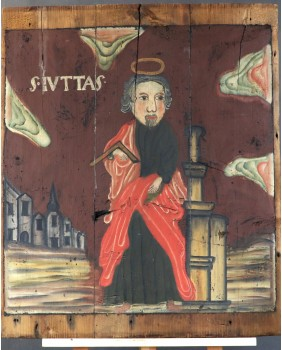 Saint Ivttas. Picture...