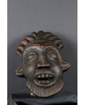 Maska juju. Bamum. Kamerun....
