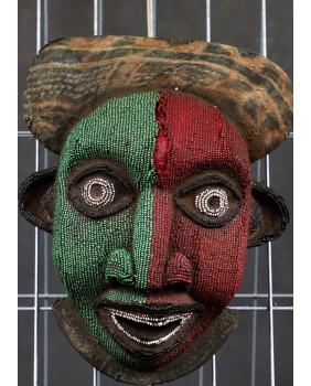 Maska Bamileke, Bamoum....